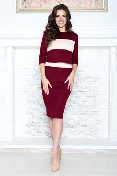 Костюм: юбка и топ Angela Ricci